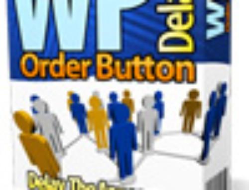 WordPress Plugin: WP Delayed Order Button