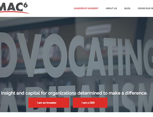 Leadership Academy: Website Redesign