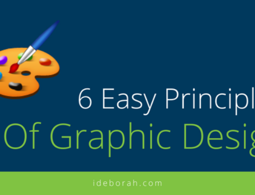 Six Easy Principles of Graphic Design