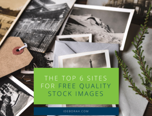The Top 6 Sites For Free Quality Stock Images
