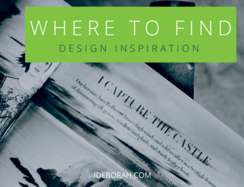 Where to Find Design Inspiration